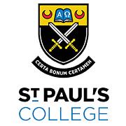 St Paul's College logo